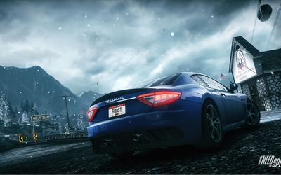 Maserati GranTurismo - Need For Speed: Rivals wallpaper