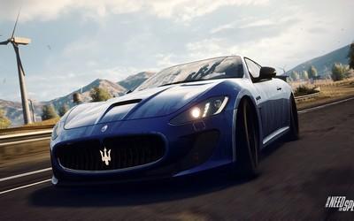 Maserati GranTurismo - Need for Speed: Rivals [2] wallpaper
