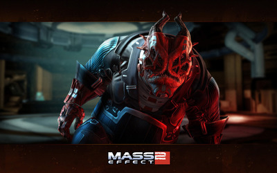 Mass Effect 2 [11] wallpaper
