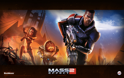 Mass Effect 2 [5] wallpaper