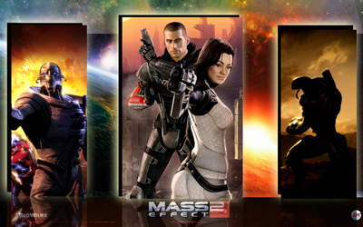 Mass Effect 2 [2] wallpaper