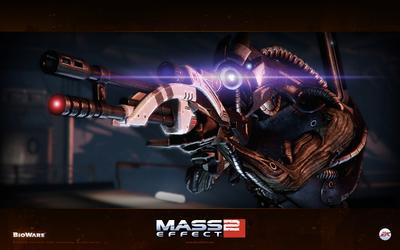 Mass Effect 2 [3] wallpaper