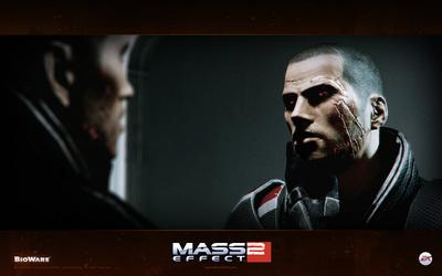 Mass Effect 2 [7] wallpaper