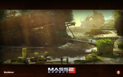 Mass Effect 2 [9] wallpaper