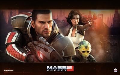 Mass Effect 2 [6] wallpaper