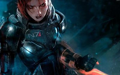 Mass Effect 3 [8] wallpaper