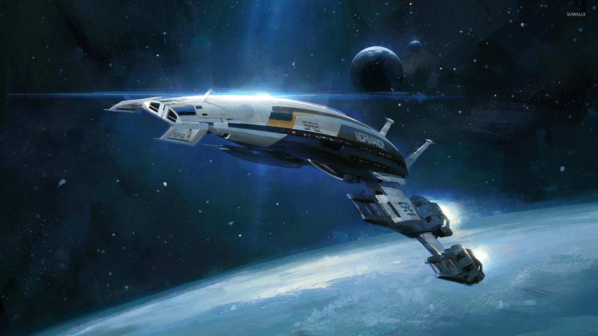 Mass Effect 3 [4] wallpaper