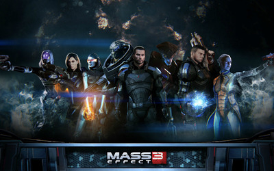 Mass Effect 3 [10] wallpaper