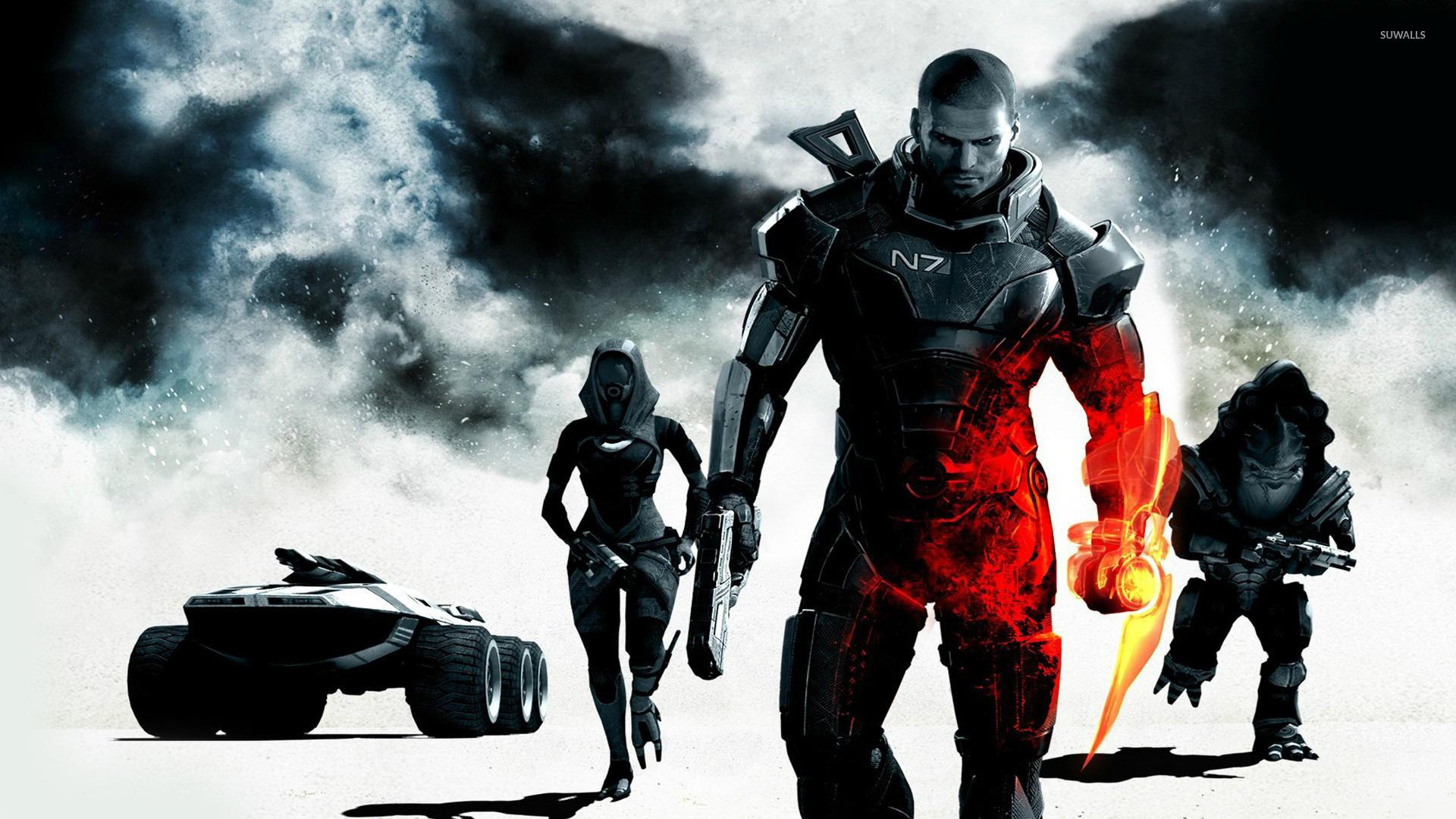 Mass Effect 3 11 Wallpaper Game Wallpapers 22878