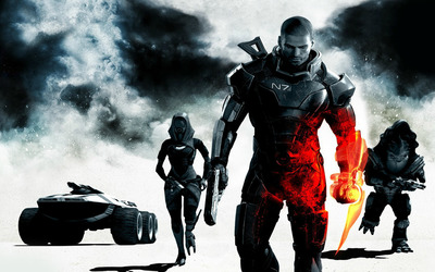 Mass Effect 3 [11] wallpaper