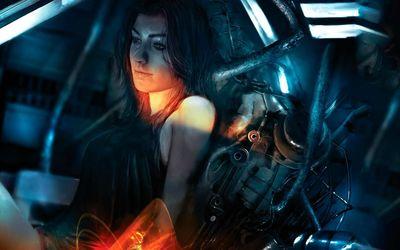 Mass Effect 3 [5] Wallpaper