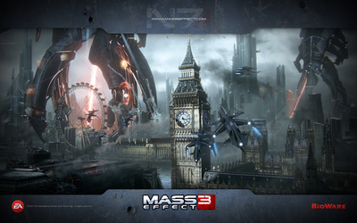 Mass Effect 3 [3] wallpaper