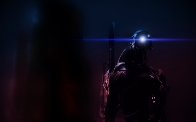 Mass Effect [2] wallpaper