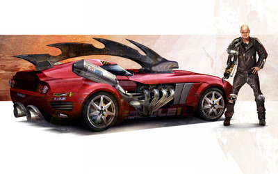 Max Damag - Carmageddon: Reincarnation wallpaper