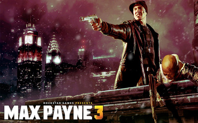 Max Payne 3 [3] wallpaper