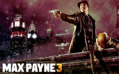 Max Payne 3 [3] wallpaper
