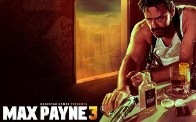 Max Payne 3 [4] wallpaper