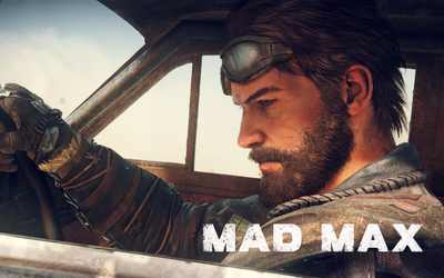 Max Rockatansky with glasses - Mad Max wallpaper