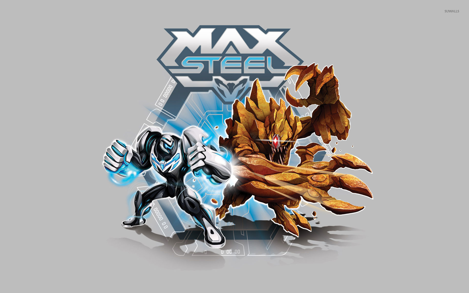 max steel 3 wallpaper game wallpapers 20603