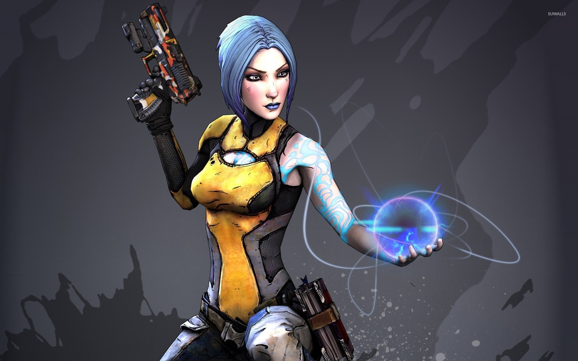 Maya - Borderlands 2 wallpaper - Game wallpapers - #14688
