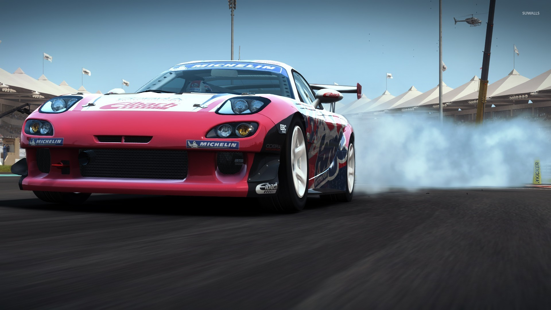 Mazda RX-7 - GRID Autosport [2] wallpaper - Game wallpapers