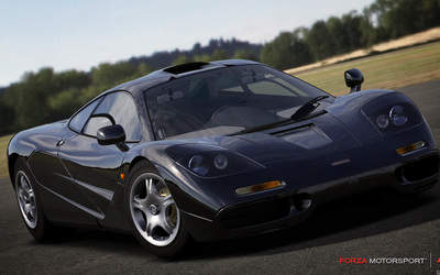 McLaren F1 - Forza Motorsport 4 wallpaper