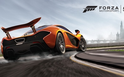 McLaren P1 - Forza Motorsport 5 [4] wallpaper