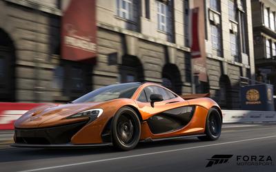 McLaren P1 - Forza Motorsport 5 [6] wallpaper