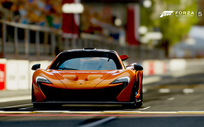 McLaren P1 - Forza Motorsport 5 [2] wallpaper