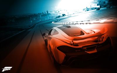 McLaren P1 - Forza Motorsport 5 [7] wallpaper