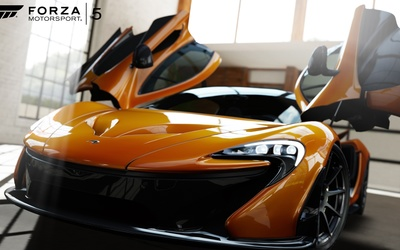 McLaren P1 - Forza Motorsport 5 [5] wallpaper