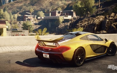 McLaren P1 - Need for Speed: Rivals wallpaper