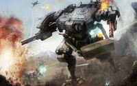 MechWarrior - BattleTech wallpaper 1920x1080 jpg