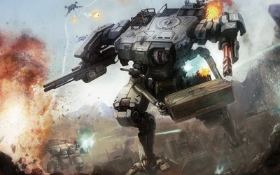 MechWarrior - BattleTech wallpaper