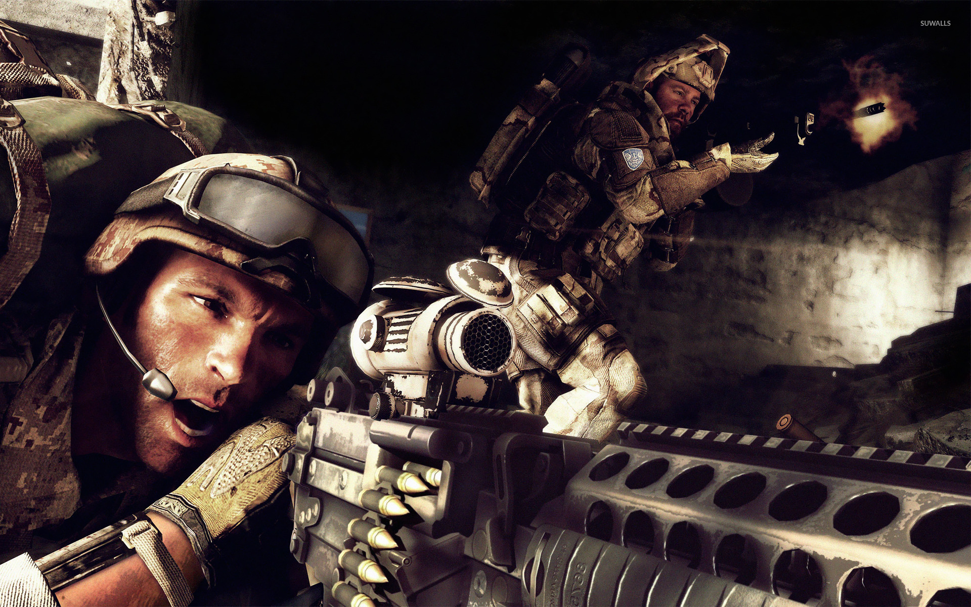 Medal Of Honor Warfighter 3 Wallpaper Game Wallpapers 15990