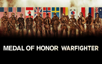Medal of Honor: Warfighter [4] wallpaper