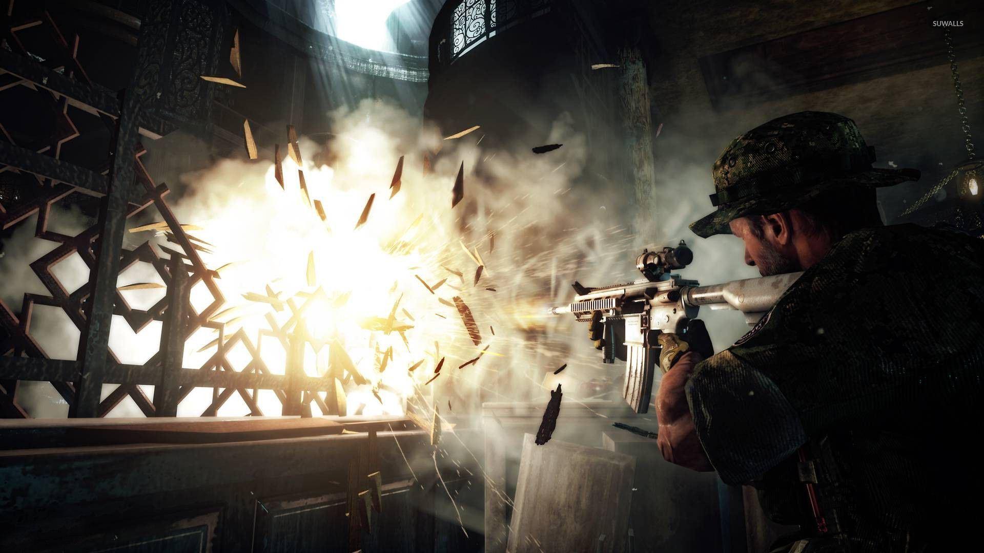 Medal Of Honor Warfighter Wallpaper Game Wallpapers 27267