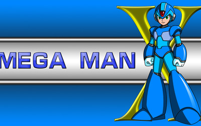 Mega Man X [2] wallpaper