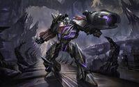 Megatron in Transformers wallpaper 1920x1200 jpg