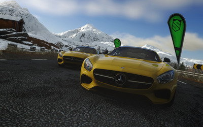 Mercedes-AMG GT - Driveclub [3] wallpaper