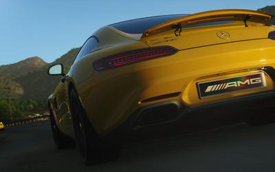 Mercedes-AMG GT - Driveclub [2] wallpaper