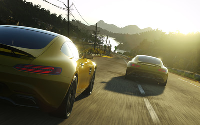 Mercedes-AMG GT - Driveclub wallpaper