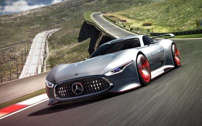 Mercedes-Benz AMG Vision Gran Turismo - Gran Turismo 6 wallpaper