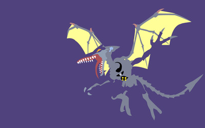 Meta Ridley - Metroid Prime wallpaper