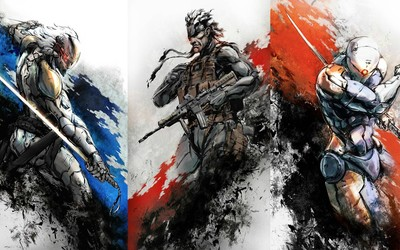 Metal Gear wallpaper