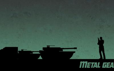 Metal Gear [2] wallpaper