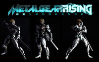 Metal Gear Rising: Revengeance [4] wallpaper 2880x1800 jpg