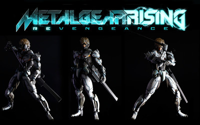 Metal Gear Rising: Revengeance [4] wallpaper