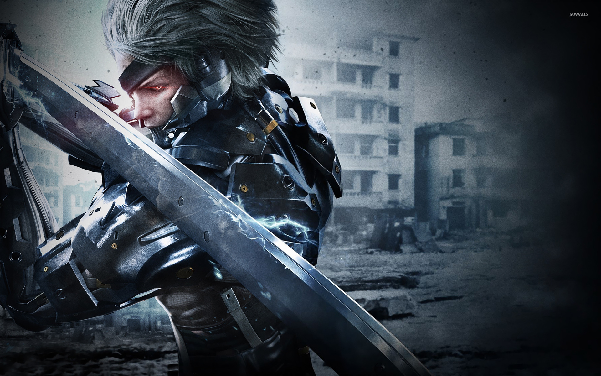 Metal gear rising revengeance 2 wallpaper game wallpapers metal gear rising revengeance 2 wallpaper voltagebd Image collections