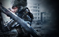 Metal Gear Rising: Revengeance [2] wallpaper 1920x1200 jpg